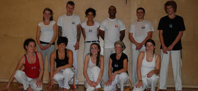 Grupo Capoeira Mineira Colônia 2011