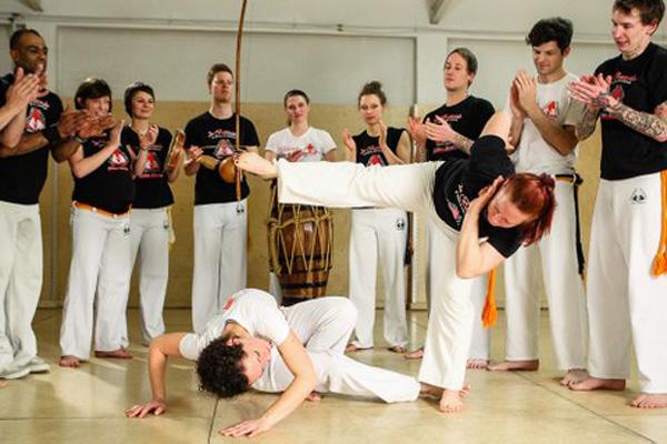 Capoeira Mineira Köln